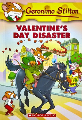 Valentine's Day Disaster - Geronimo Stilton, No. 23.jpg